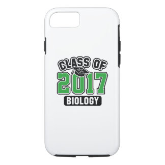 Class Of 2017 Biology iPhone 8/7 Case