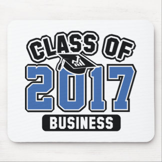 Class Of 2017 Business Mouse Pad