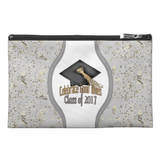 Class of 2017 Celebrate Good Times Graduation Gift Travel Accessory Bag