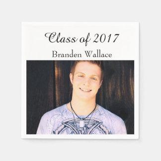 Class of 2017 Graduate Napkin