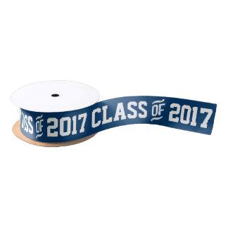 Class of 2017 Graduation Custom Color Gift Ribbon
