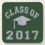 Class Of 2017 Graduation Drink Coaster