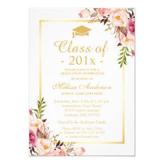 Elegant Graduation Invitations & Announcements | Zazzle