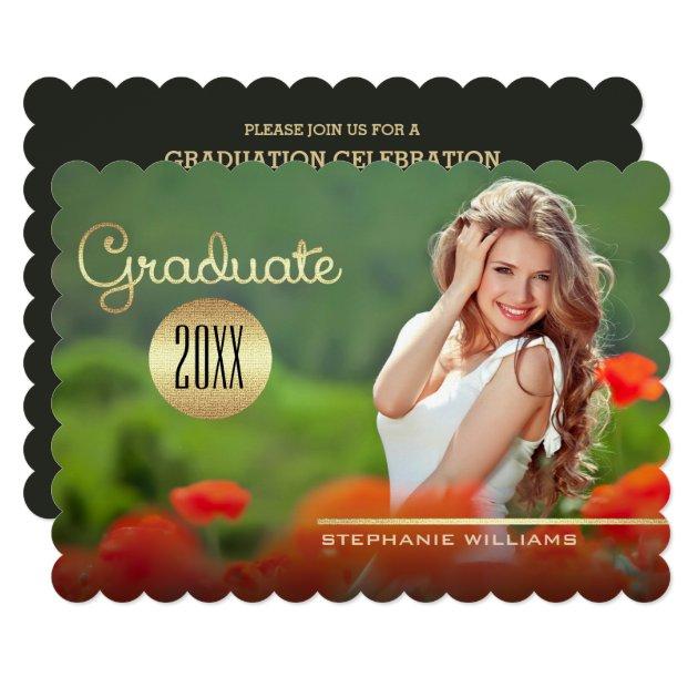 Class of 2017 Graduation Party Invitations
