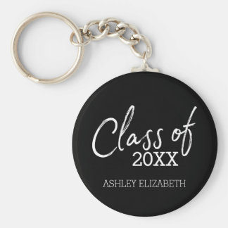 Class of 2017 Graduation Party Keychain
