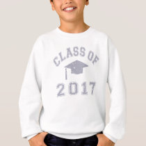 Class Of 2017 Graduation Sweatshirt