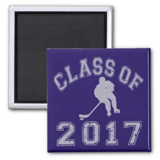 Class Of 2017 Hockey Magnet