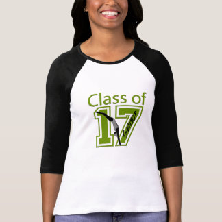 Class of 2017 Ladies Swim T-shirt