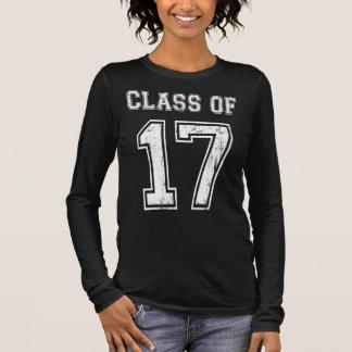 Class Of 2017 Long Sleeve T-Shirt