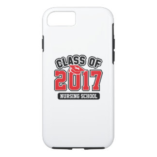 Class Of 2017 Nursing iPhone 8/7 Case