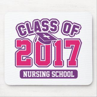 Class Of 2017 Nursing Mouse Pad