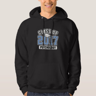 Class Of 2017 Psychology Hoodie