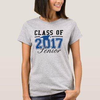 Class Of 2017 Senior T-Shirt