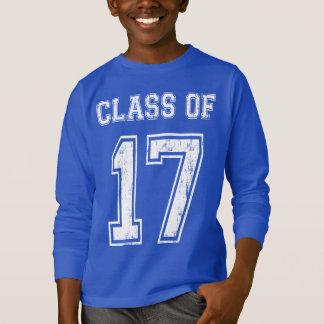 Class Of 2017 T-Shirt