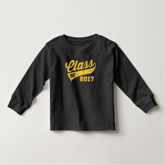 Class Of 2017 Toddler T-shirt