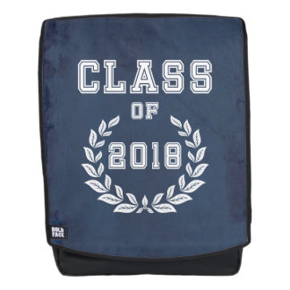 Class of 2018 backpack