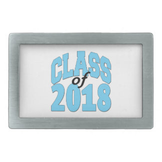 Class of 2018 belt buckle