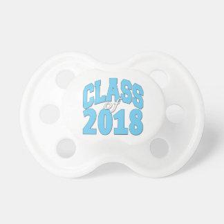 Class of 2018 blue pacifier