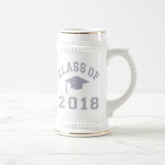 Class Of 2018 Graduation -  Grey Coffee Mugs