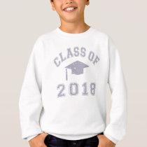 Class Of 2018 Graduation - Grey Sweatshirt