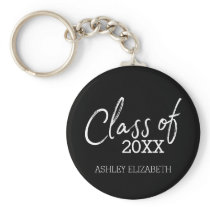 Class of 2018 Graduation Party Keychain
