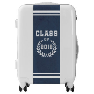 Class of 2018 luggage