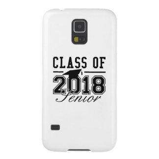 Class Of 2018 Senior Galaxy S5 Case