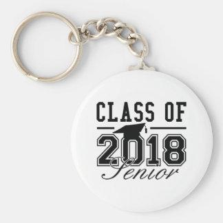 Class Of 2018 Senior Keychain