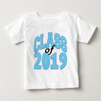 Class of 2019 blue baby T-Shirt