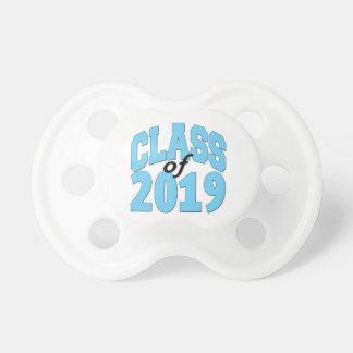 Class of 2019 blue pacifier