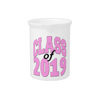 class of 2019 blue pitcher