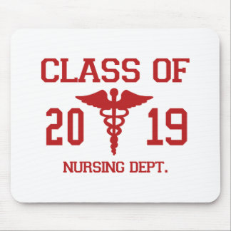 Class Of 2019 Nursing Dept Mouse Pad