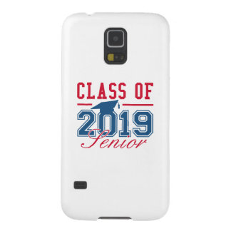 Class Of 2019 Senior Case For Galaxy S5