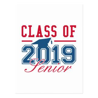 Class Of 2019 Senior Postcard