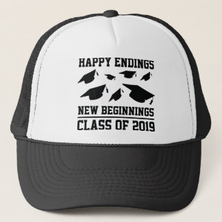 Class Of 2019 Trucker Hat