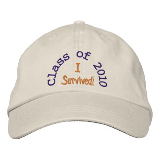 Class of 201? Embroidered Hat