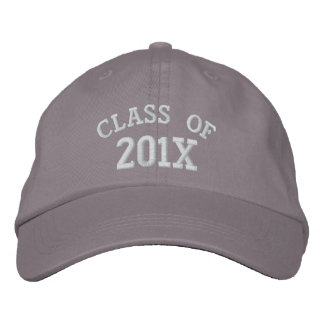 CLASS OF 201X Embroidered Hat