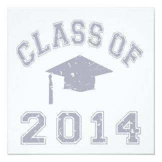 Class Of 2020 graduation - Grey Invitation