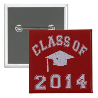 Class Of 2020 graduation - Grey Pinback Button