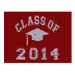 Class Of 2020 graduation - Grey Post Cards
