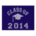 Class Of 2020 graduation - Grey Postcard