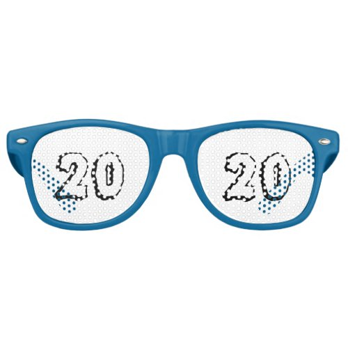 Class of 2020 Party Glasses