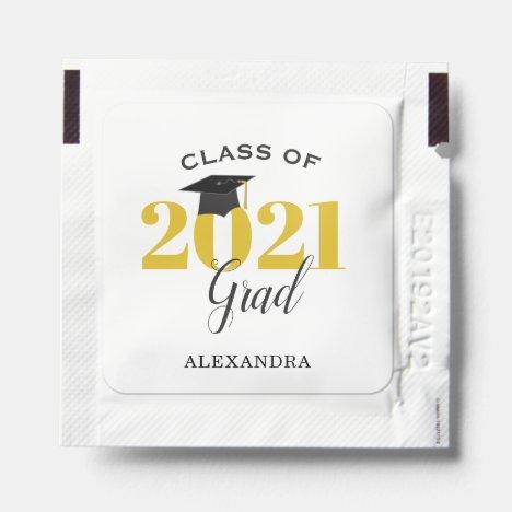 Class of 2021 Graduate Hand Sanitizer Packet