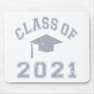 Class Of 2021 Graduation - Grey 2 Mouse Pad