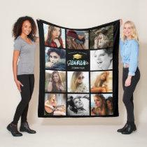Class of 2021 | Photo Graduate Gift Fleece Blanket
