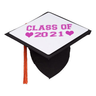 Class Of 2021 Tassel Graduation Cap Topper