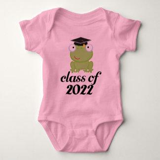 Class of 2022 Frog Graduate Baby Bodysuit