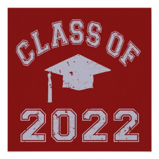 Class Of 2022 Gifts T Shirts Art Posters Amp Other Gift