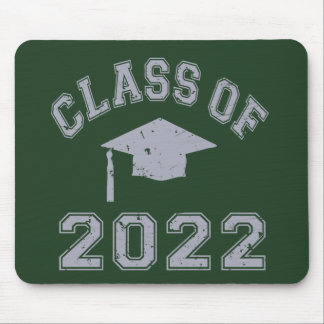 Class Of 2022 Graduation -Grey 2 Mouse Pads