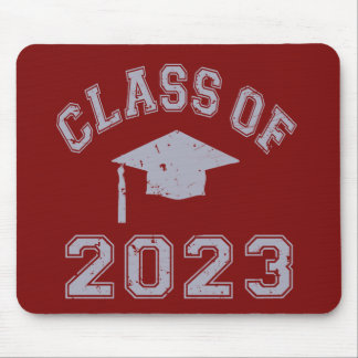 Class Of 2023 Graduation - Grey 2 Mouse Pads